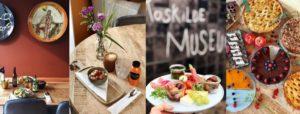Roskilde Café udvalg mad