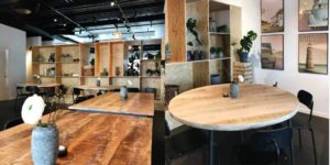 Café og receptionslokaler Roskilde café Freunde Trekroner