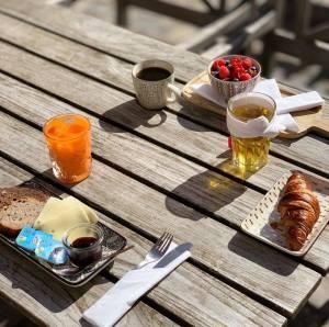 Morgenmad Café Freunde