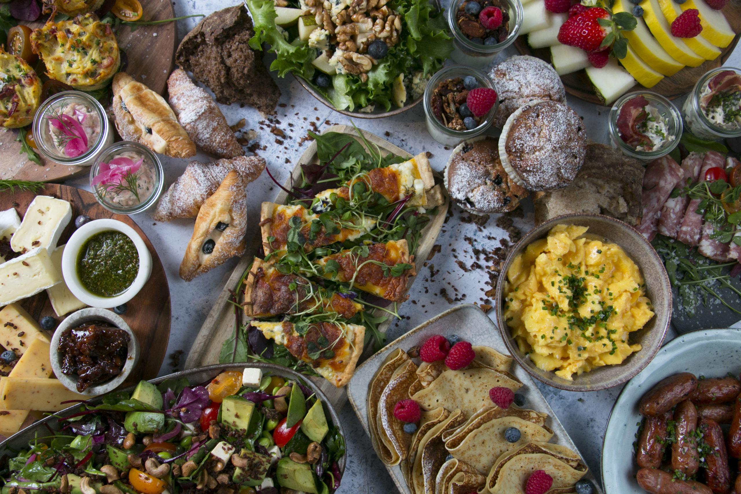 Catering Brunch, mad ud af huset i Roskilde