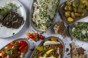 Festmenu samlet, Mad ud af huset i Roskilde, catering Roskilde