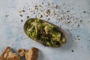 Grøn salat, cafe i Roskilde