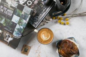 Kaffe og bøger, café i roskilde