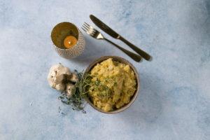 Mos af rodfrugter og kartofler, café in Roskilde