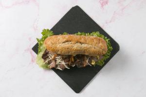 Sandwich med Roastbeef Café Freunde Trekroner