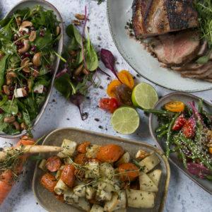Samlet menu lille, Cafe i Roskilde, Freunde Trekroner