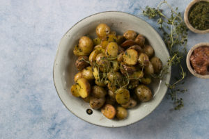 Timian kartofler