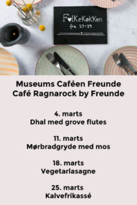 Folkekøkken Café Freunde i Roskilde