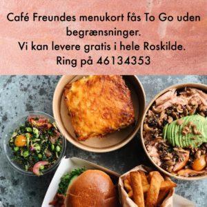 To Go café mad, Café Freunde i Roskilde